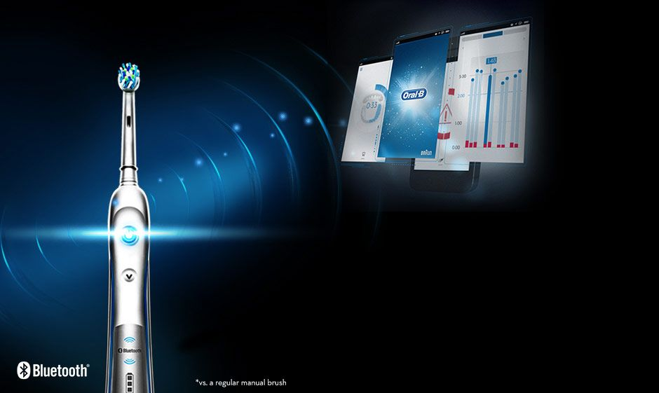 PRESENTING THE NEW ORAL-B 7000 & PRO 5000 ELECTRIC TOOTHBRUSHES WITH BLUETOOTH CONNECTIVITY