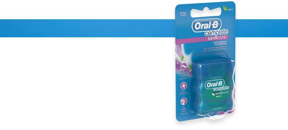 Oral-B Satin Tape Dental Floss