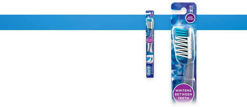 Oral-B 3D White Radiant Toothbrush