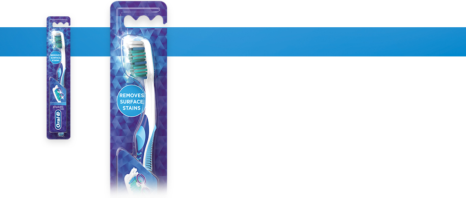 Oral-B 3D White Vivid Toothbrush
