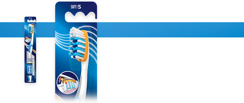 Oral-B Pro-Health Clinical Pro-Flex Toothbrush