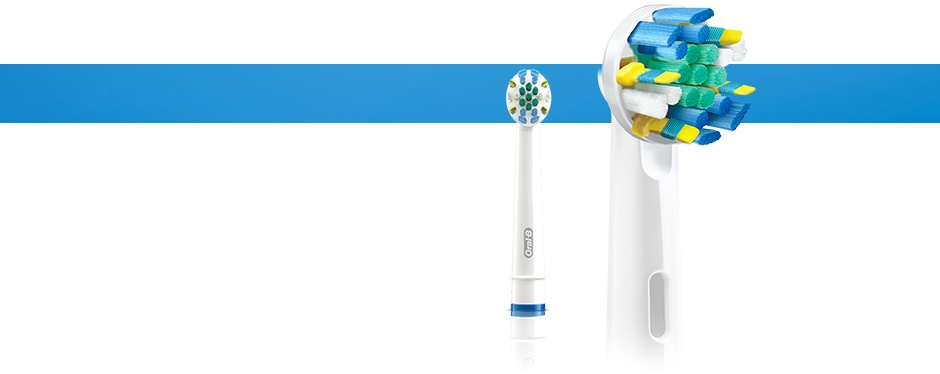 Oral-B FlossAction Replacement Brush Head