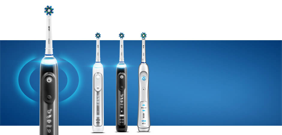 Shop Oral-B Electric Toothbrushes