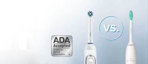 oral-b vs. sonicare
