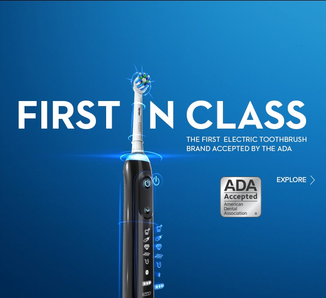 Electric Toothbrushes, Floss, & Dental Health | Oral-B