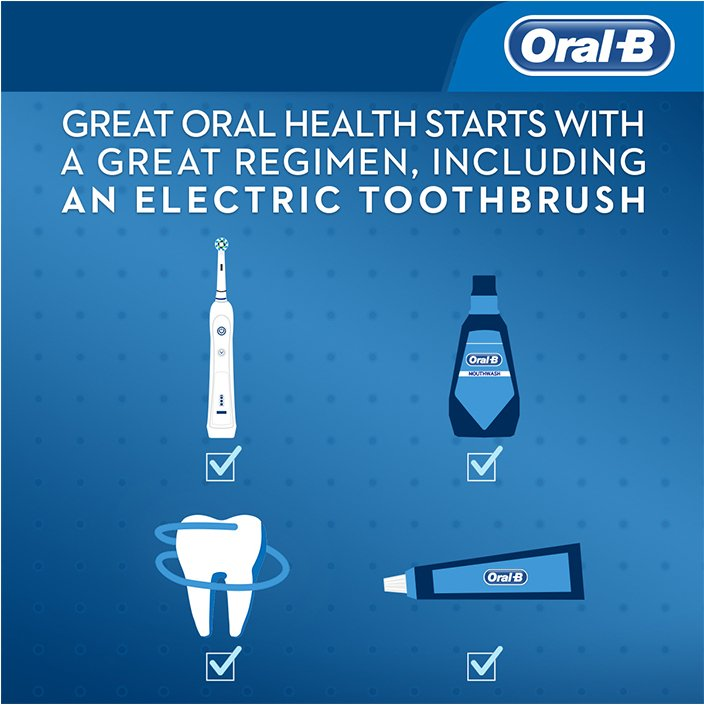 great oral electric toothbrush