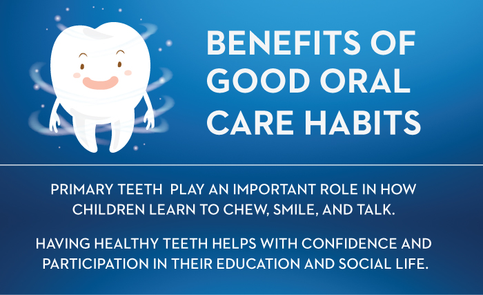 Benefits of Good Oral Care Habits