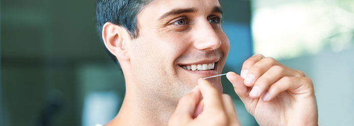Does Flossing Help Bad Breath