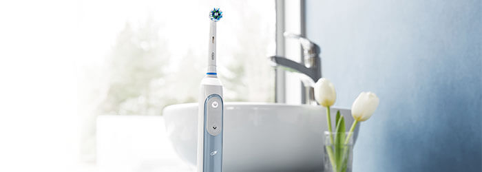 Electric Toothbrushes are the Best Way to Brush Braces