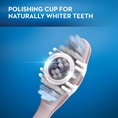 3D White Glamorous Manual Toothbrush