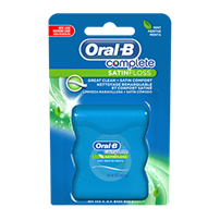 Oral-B Complete Satin Tape