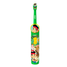 Oral-B Pro-Health Stages Disney Jake and the Never Land Pirates Battery Toothbrush