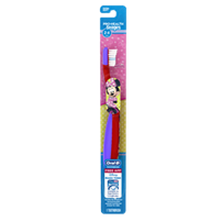 Oral-B Pro-Health Stages Minnie Mouse Manual Toothbrush