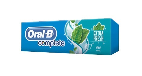 Oral-B Complete Extra Fresh toothpaste