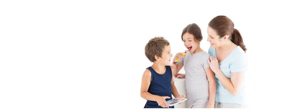 Learn More About Kids' Oral Care