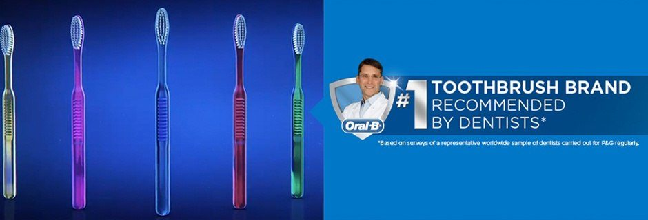 Manual Toothbrushes Designed With Dentists