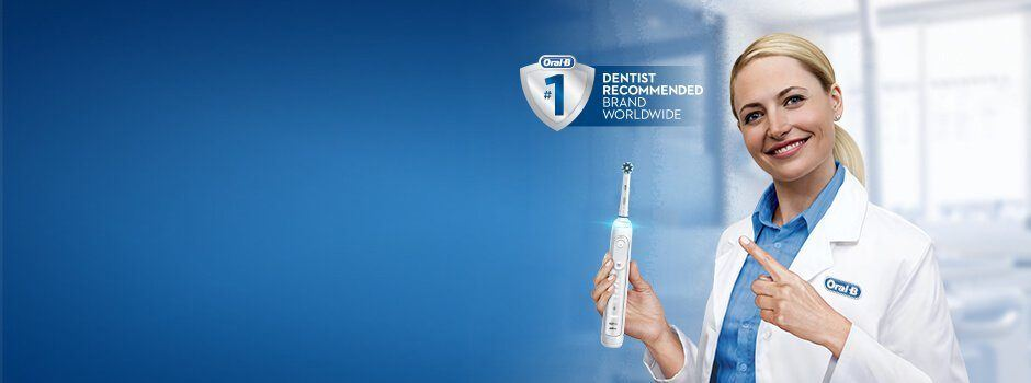 MORE REASONS TO CHOOSE ORAL-B