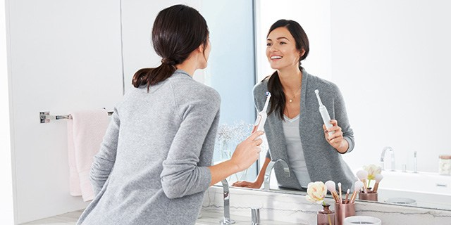 The benefits of good oral hygiene