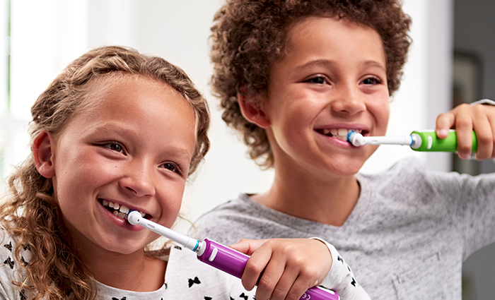 How to take care of kids teeth: age 6-12