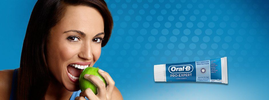 HEALTHIER & STRONGER TEETH STARTING FROM DAY 1* WITH CONTINUED USE