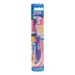 Oral-B Stages 3 kids toothbrush (5-7 years)