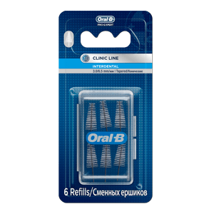 Oral-B Interdental Refills Tapered