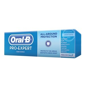 Oral-B Pro-Expert All-Around Protection Fresh Mint toothpaste