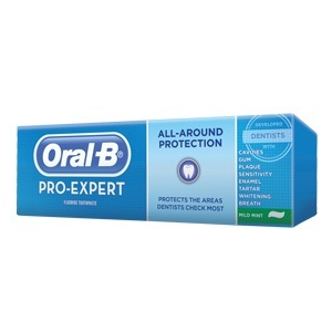 Oral-B Pro-Expert All-Around Protection Mild Mint toothpaste