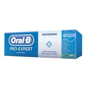 Oral-B Pro-Expert Whitening toothpaste