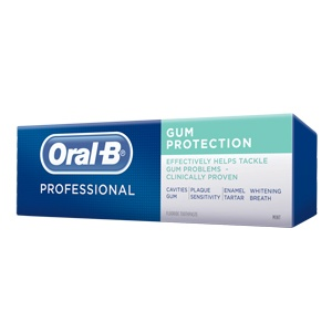 Oral-B Pro-Expert Professional Gum Protection toothpaste