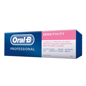 Oral-B Pro-Expert Professional Sensitive toothpaste