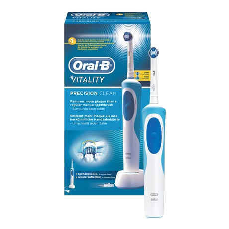 Oral b vitality power toothbrush dual clean, euroteenporn