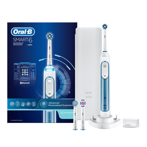 Oral-B Smart 6 6000N electric toothbrush