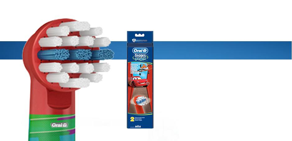 Oral-B Kids Replacement Brush Head