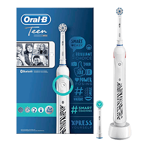 Oral-B Teen White electric toothbrush