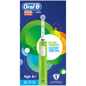 Oral-B Junior electric toothbrush for kids (Ages 6+)