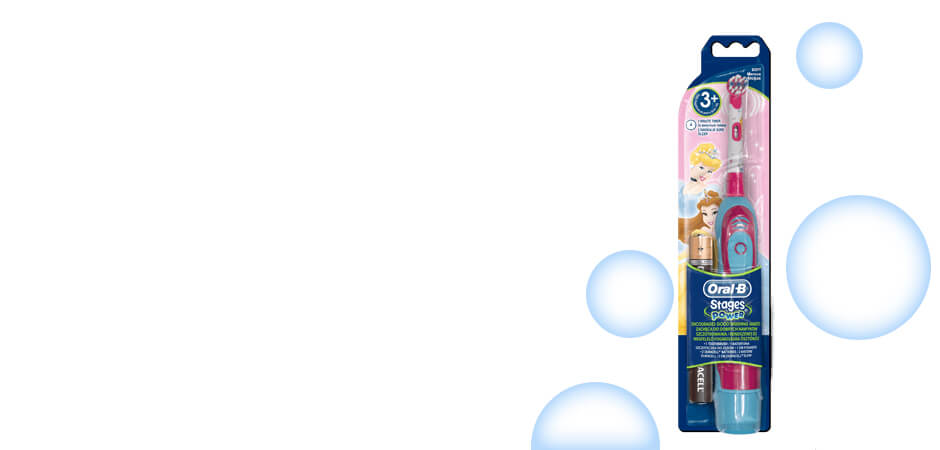 Oral-B Kids Electric Rechargeable Toothbrushes (3+ years)