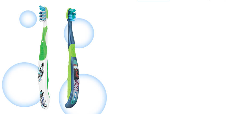 Oral-B Kids Manual Toothbrushes