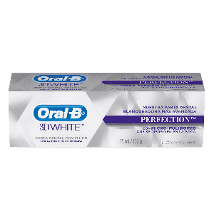 Pasta Dental Oral-B 3D White Perfección