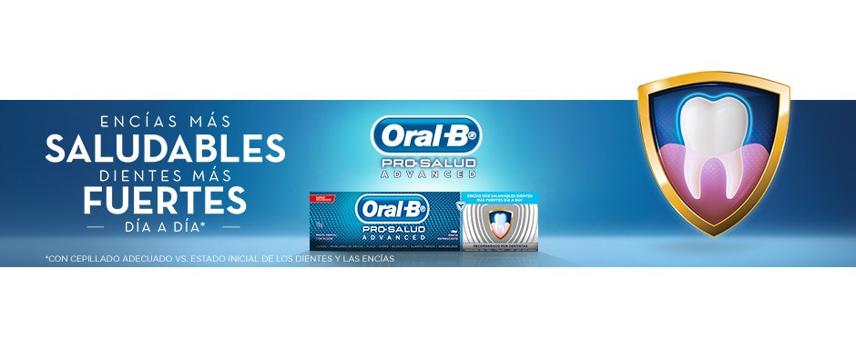 Pasta Dental Oral-B Pro-Salud Advanced