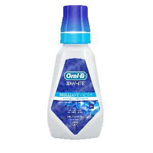 Enjuague Bucal Oral-B 3D White Brilliant Fresh