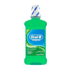 Enjuague Bucal Oral B Complete Menta Natural