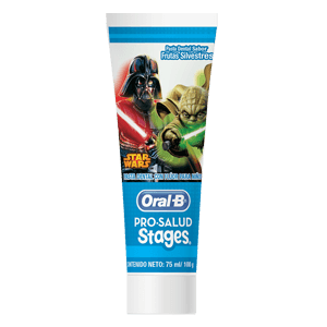 Pasta Dental Oral-B Stages StarWars