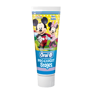 משחת שיניים Oral-B Stages Kids