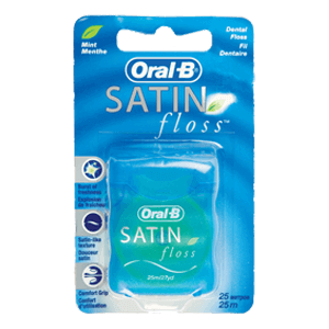 חוט דנטלי Oral-B Satin Floss